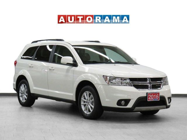 2016 Dodge Journey SXT 7 PASSENGER FWD in North York, Ontario