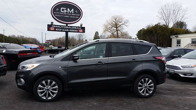 2018 Ford Escape Titanium for sale