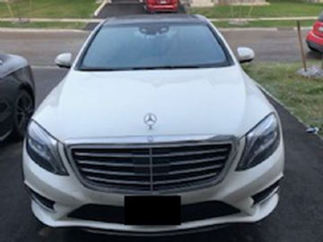 2017 Mercedes-Benz S-Class 4dr Sdn S 550 4MATIC SWB w/ EXCESS WEAR/TEAR PROTECTION in Mississauga, Ontario