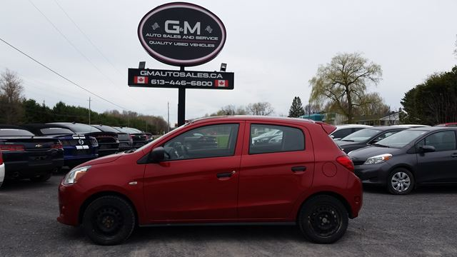 2015 Mitsubishi Mirage ES for sale