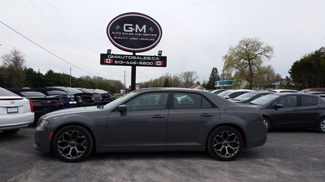2018 Chrysler 300 300S for sale