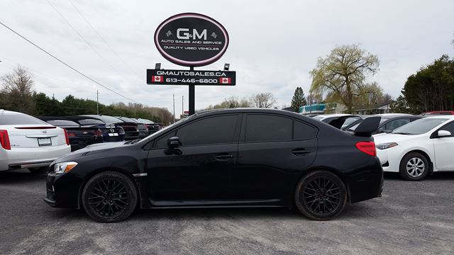 2015 Subaru Impreza STI for sale