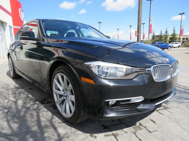 2014 BMW 3 Series xDrive*AWD, Push Button Start, Heated Steering** in Airdrie, Alberta