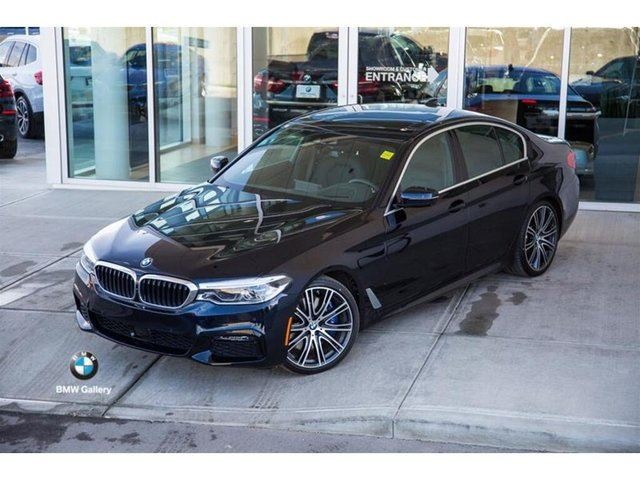 2019 BMW 5 Series Xdrive Sedan Save Thousands Over New! / Clean Carf in Calgary, Alberta