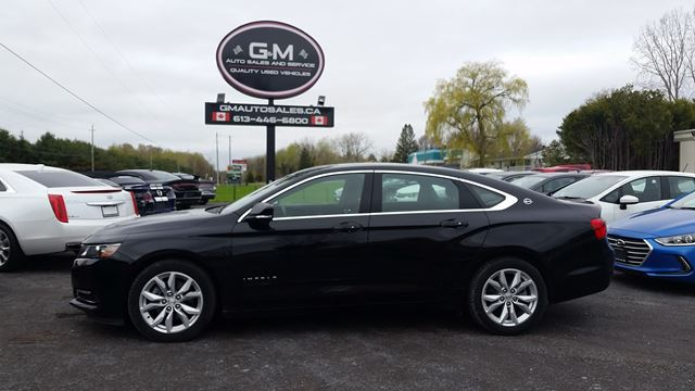 2019 Chevrolet Impala LT for sale