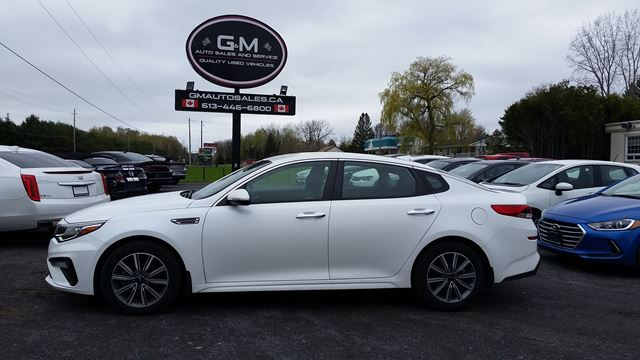 2019 Kia Optima LX for sale