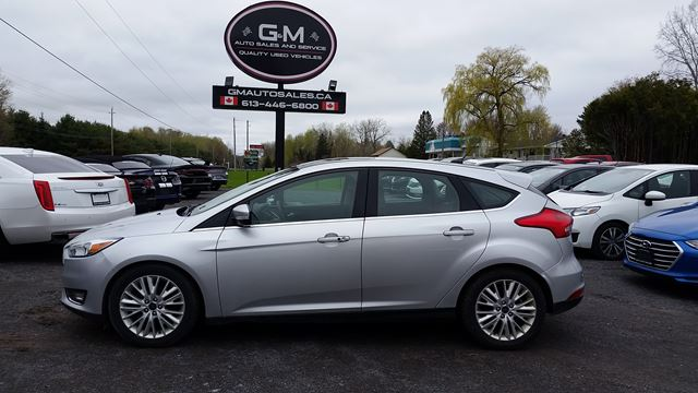 2018 Ford Focus Titanium for sale