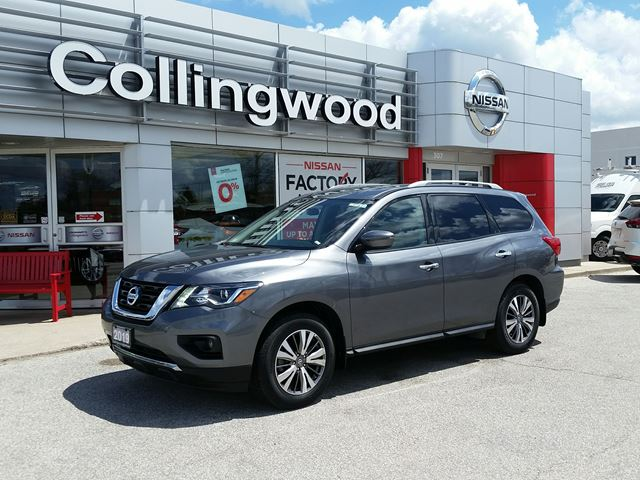 2019 Nissan Pathfinder SV TECH AWD *LIKE NEW* in Collingwood, Ontario