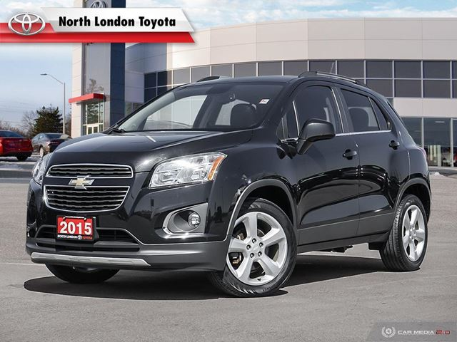 2015 Chevrolet Trax LTZ One Owner, No Accidents in London, Ontario