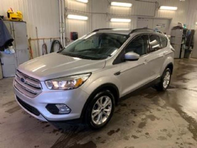 2018 Ford Escape SE in Mississauga, Ontario