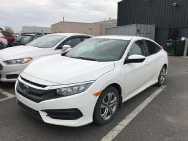 2016 Honda Civic LX in Mississauga, Ontario