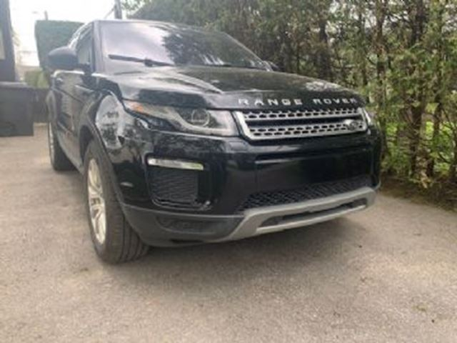 2018 Land Rover Range Rover Evoque S AWD, full warranty 4yrs/80,000 km in Mississauga, Ontario