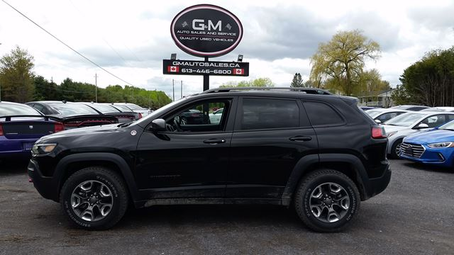 2019 Jeep Cherokee Trailhawk Elite for sale