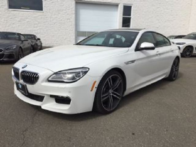 2019 BMW 6 Series xDrive Gran Coupe +Ã«dition plus sport M in Mississauga, Ontario