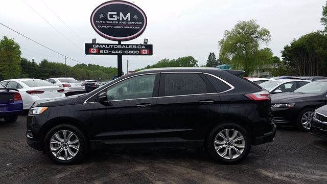 2019 Ford Edge Titanium for sale