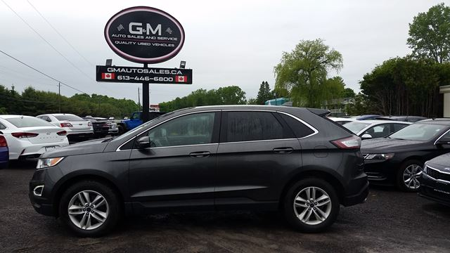 2018 Ford Edge SEL for sale