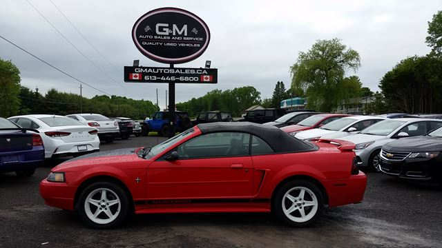 2002 Ford Mustang Sport for sale