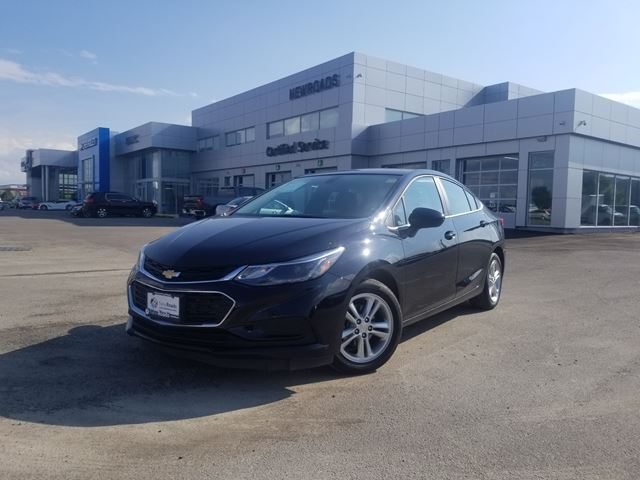 2016 Chevrolet Cruze LT Auto FWD | SUNROOF | HEATED SEATS | R.VIEW CAMERA in Newmarket, Ontario
