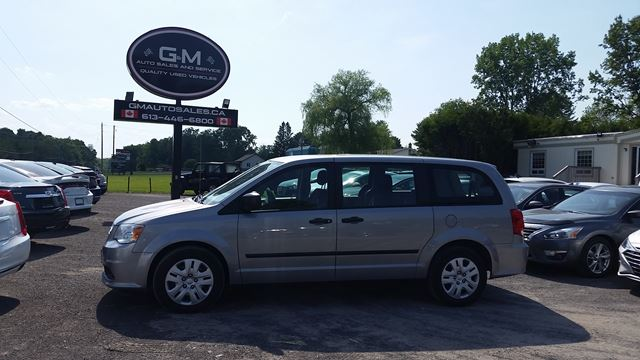 2014 Dodge Grand Caravan SE for sale