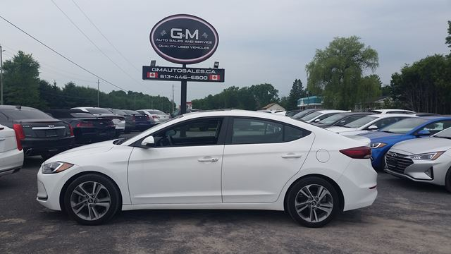 2018 Hyundai Elantra GLS for sale