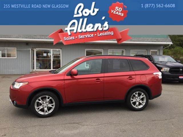 2015 Mitsubishi Outlander ES AWD in New Glasgow, Nova Scotia