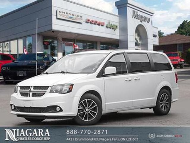 2018 Dodge Grand Caravan GT   LEATHER in Niagara Falls, Ontario