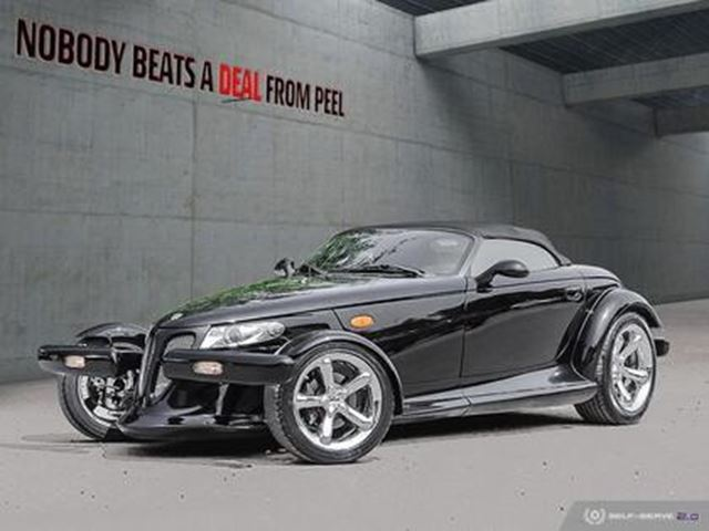1999 Plymouth Prowler Roadster*No Accidents*1/20in Canada*NEWTires*BORLA in Mississauga, Ontario
