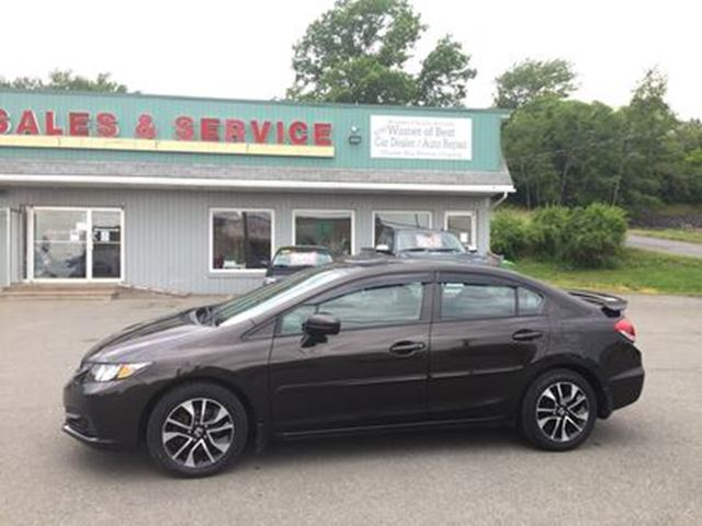 2014 Honda Civic EX  Sunroof in New Glasgow, Nova Scotia
