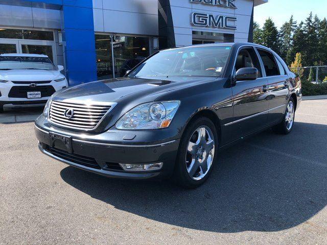 2005 Lexus LS 430           in Victoria, British Columbia