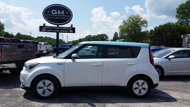 2016 Kia Soul EV Luxury for sale