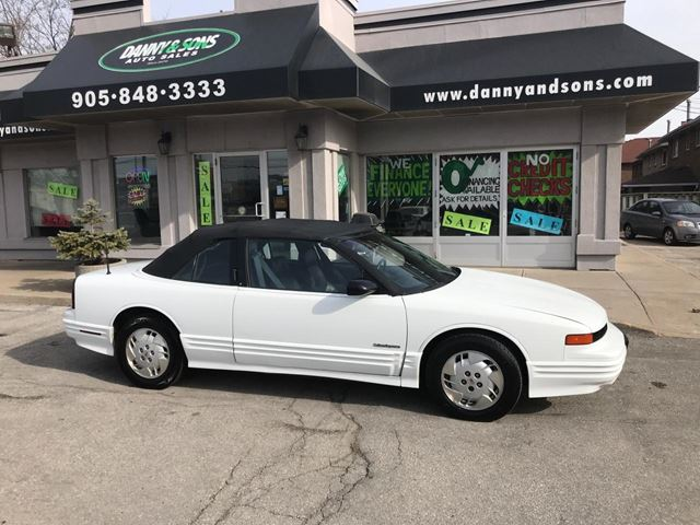 1993 OLDSMOBILE CUTLASS Supreme           in Mississauga, Ontario