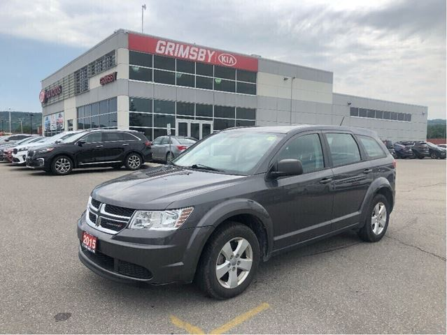 2015 Dodge Journey Canada Value Pkg Dual Climate PWR Options in Grimsby, Ontario