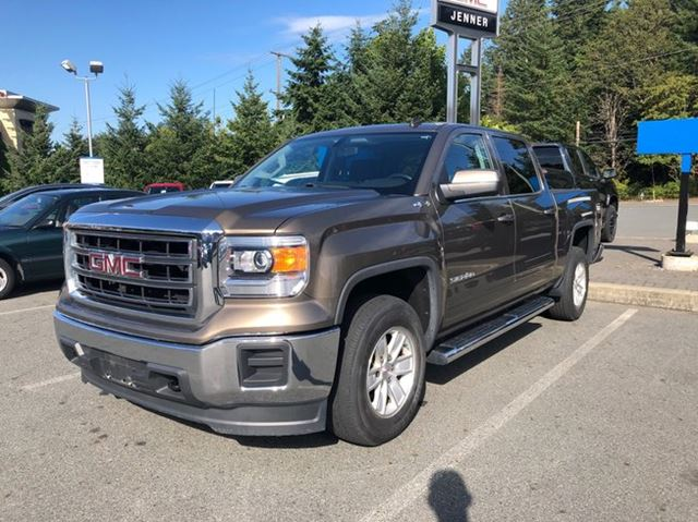 2014 GMC Sierra 1500 SLE in Victoria, British Columbia