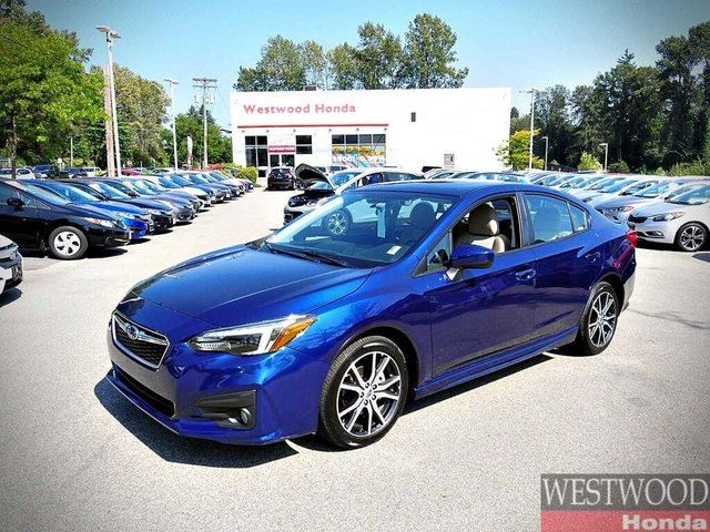 2017 Subaru Impreza Touring in Port Moody, British Columbia