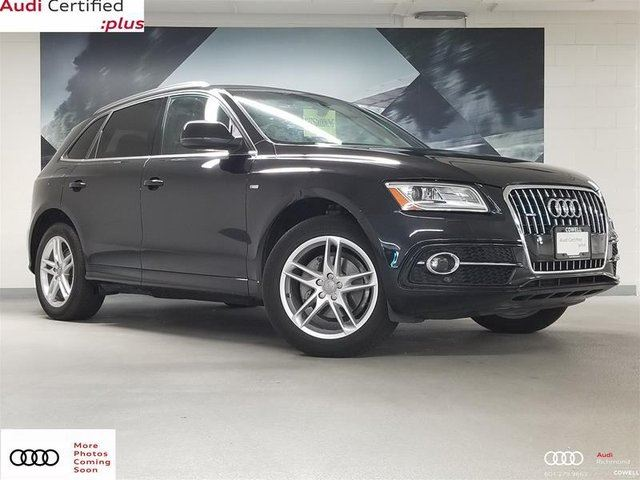 2014 Audi Q5 2.0 Technik in Richmond, British Columbia