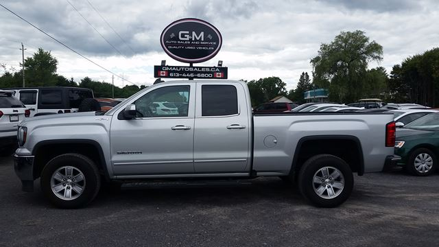 2018 GMC Sierra 1500 SLE for sale
