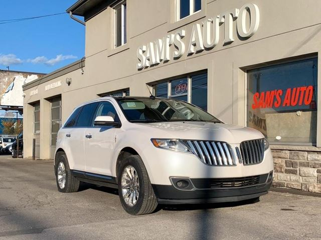 2013 Lincoln MKX AWD 4DR in Hamilton, Ontario