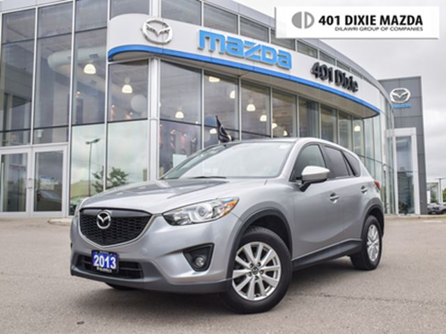 2013 Mazda CX-5 GS NO ACCIDENTS FINANCING AVAILABLE in Mississauga, Ontario