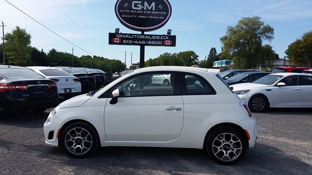 2018 Fiat 500 Pop for sale