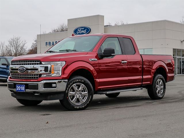 2018 Ford F-150 XLT in Cobourg, Ontario