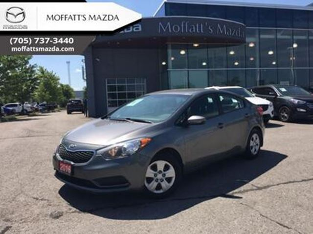 2016 Kia Forte           in Barrie, Ontario