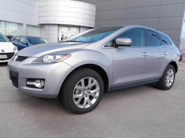 2009 Mazda Cx 7 Gt With Luxury Package Awd C P O