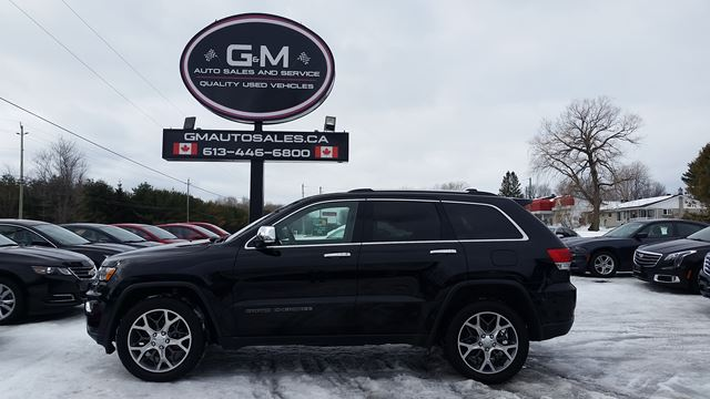 2019 Jeep Grand Cherokee Limited for sale
