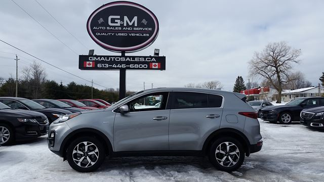 2020 Kia Sportage LX AWD for sale