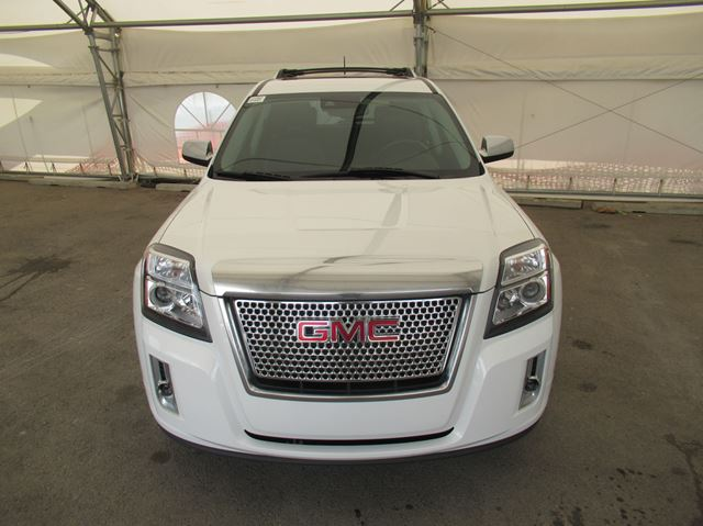 2014 GMC Terrain Denali DENALI AWD - ONE OWNER / NO ACCIDENTS in Calgary, Alberta