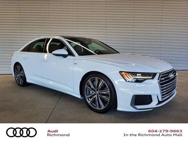 2019 AUDI A6 3.0T Progressiv quattro 7sp S Tronic in Richmond, British Columbia