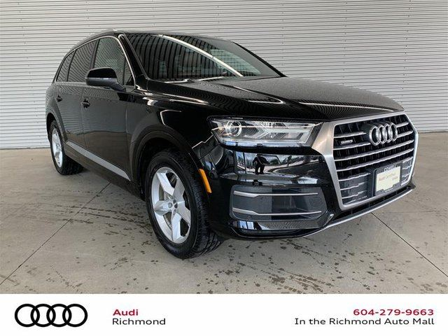 2017 AUDI Q7 3.0T Komfort quattro 8sp Tiptronic in Richmond, British Columbia