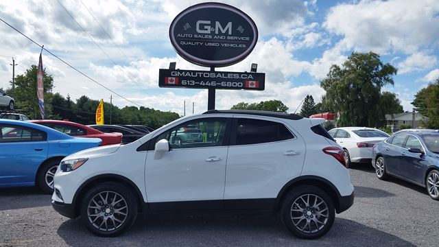 2020 Buick Encore Sport Touring for sale