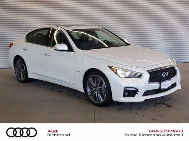 2017 INFINITI Q50 3.0T AWD in Richmond, British Columbia