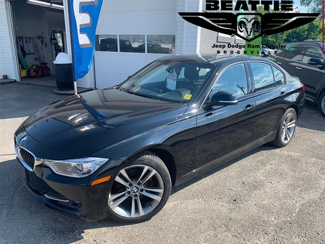 2013 BMW 3 Series 328 i i xDrive Classic Line LOCAL TRADE in Brockville, Ontario